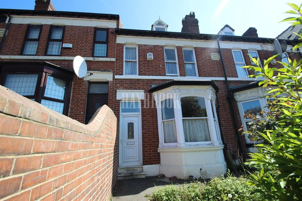 4 Bedrooms End Of Terrace House for sale in Burngreave Road, Pitsmoor