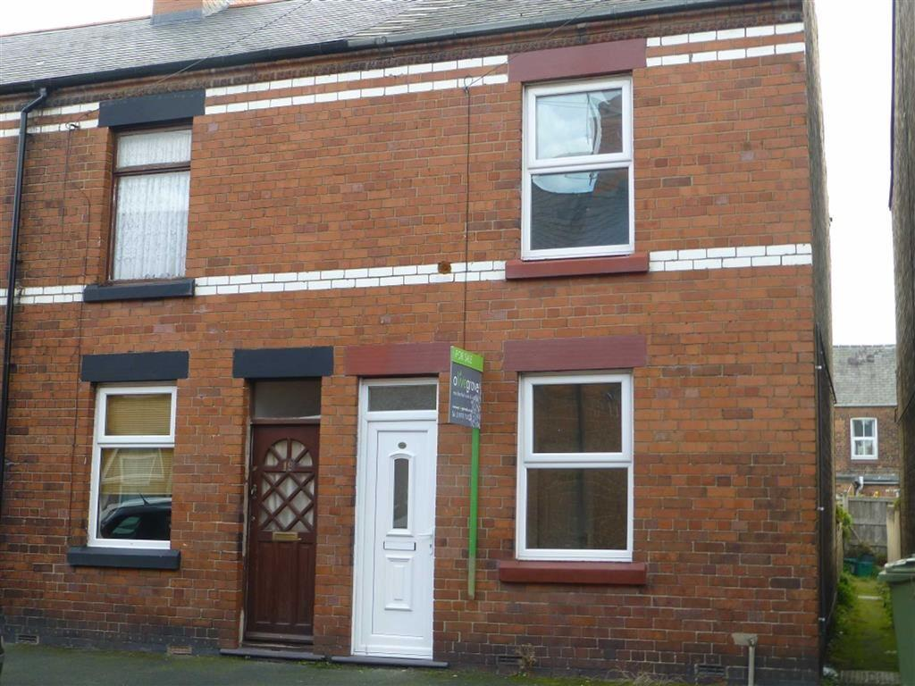 2 Bedrooms Terraced House for sale in Villiers Street, Wrexham