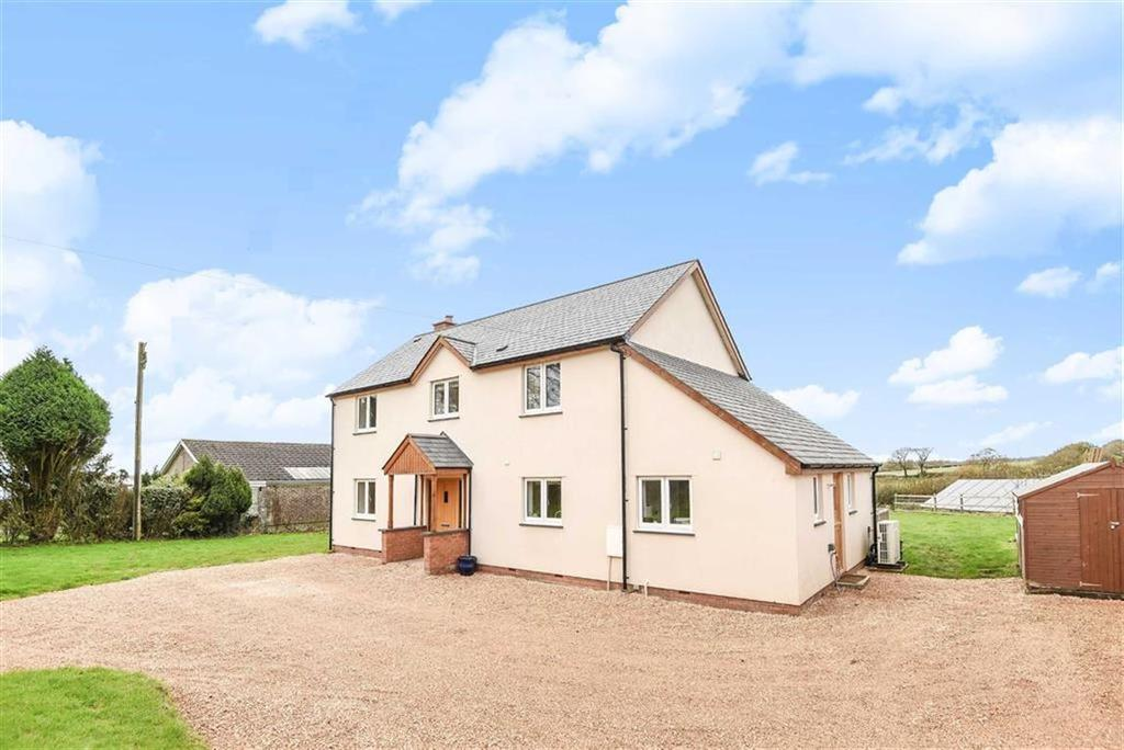 4 Bedrooms Detached House for sale in Templeton, Tiverton, Devon, EX16