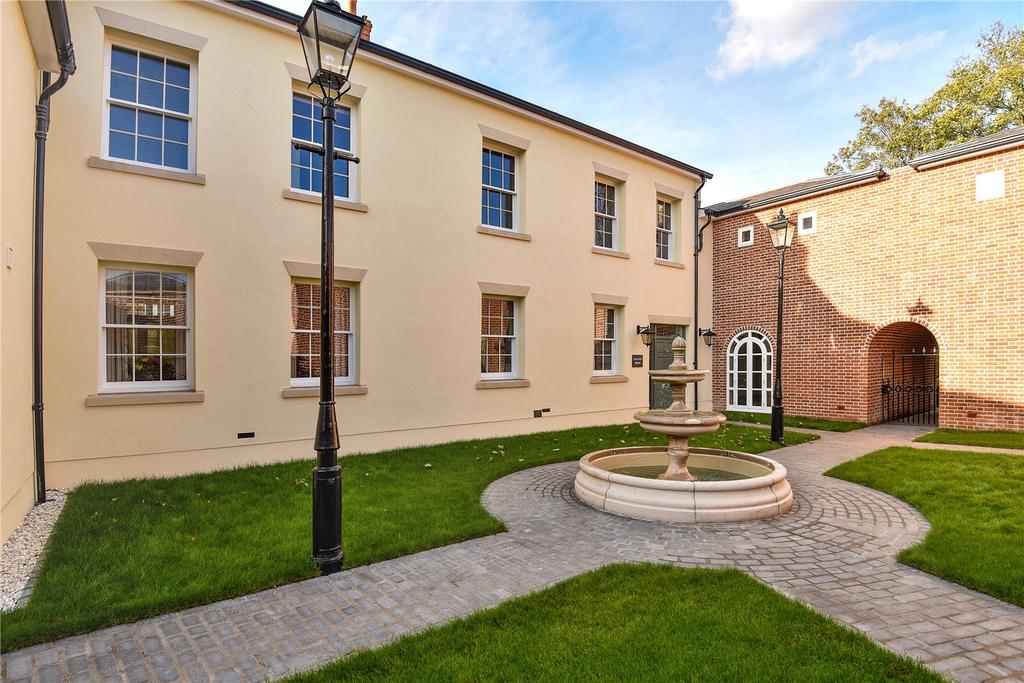 3 Bedrooms Unique Property for sale in Shackles House, Provost Place, Archery Lane, Winchester, SO23