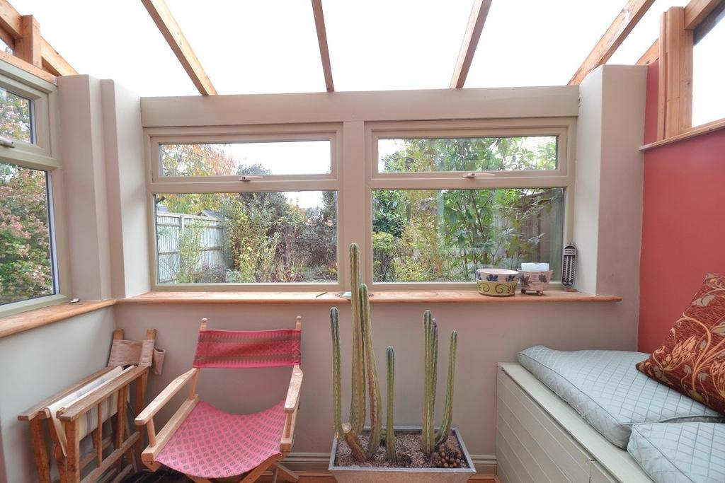 Garden room