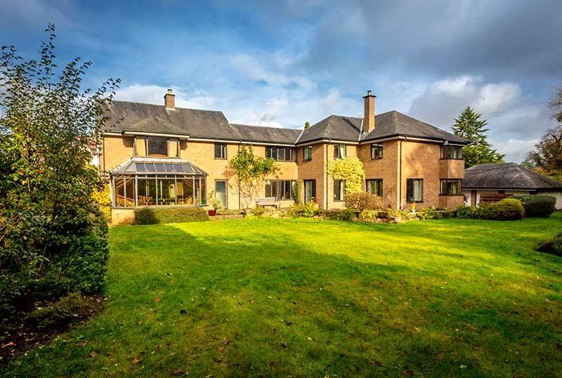 6 Bedrooms Unique Property for sale in The Beeches, 47 Watt Road, Bridge of Weir, Renfrewshire, PA11