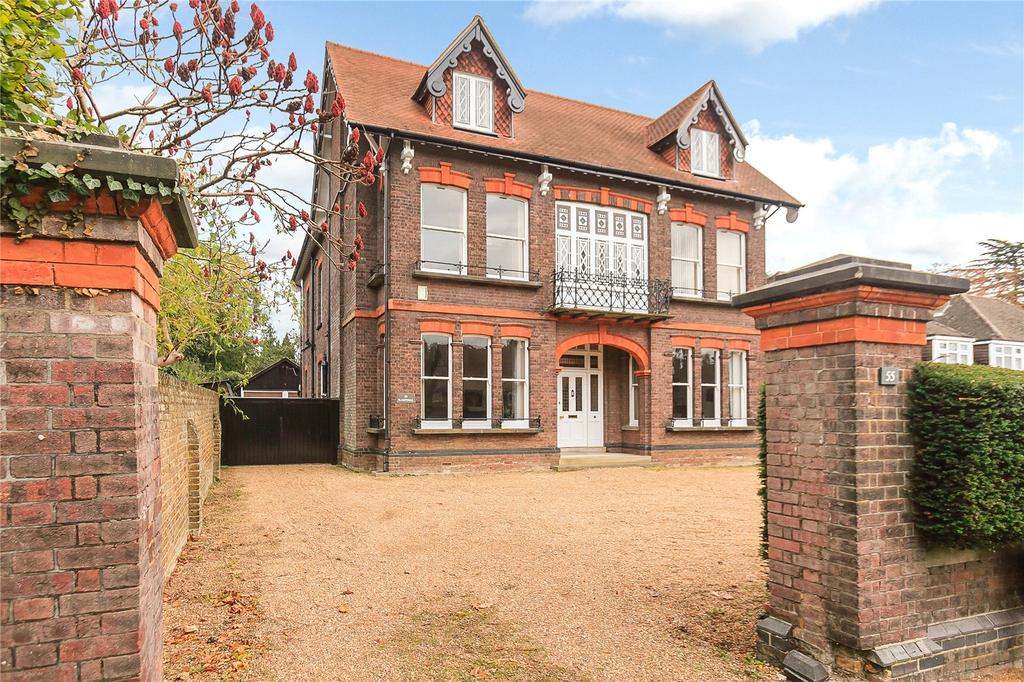 8 Bedrooms Unique Property for sale in Nightingale Road, Rickmansworth, Hertfordshire, WD3