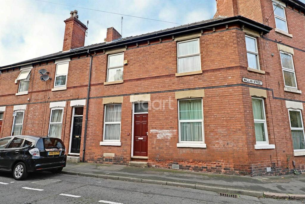 2 Bedrooms Terraced House for sale in Wallan Street, Radford