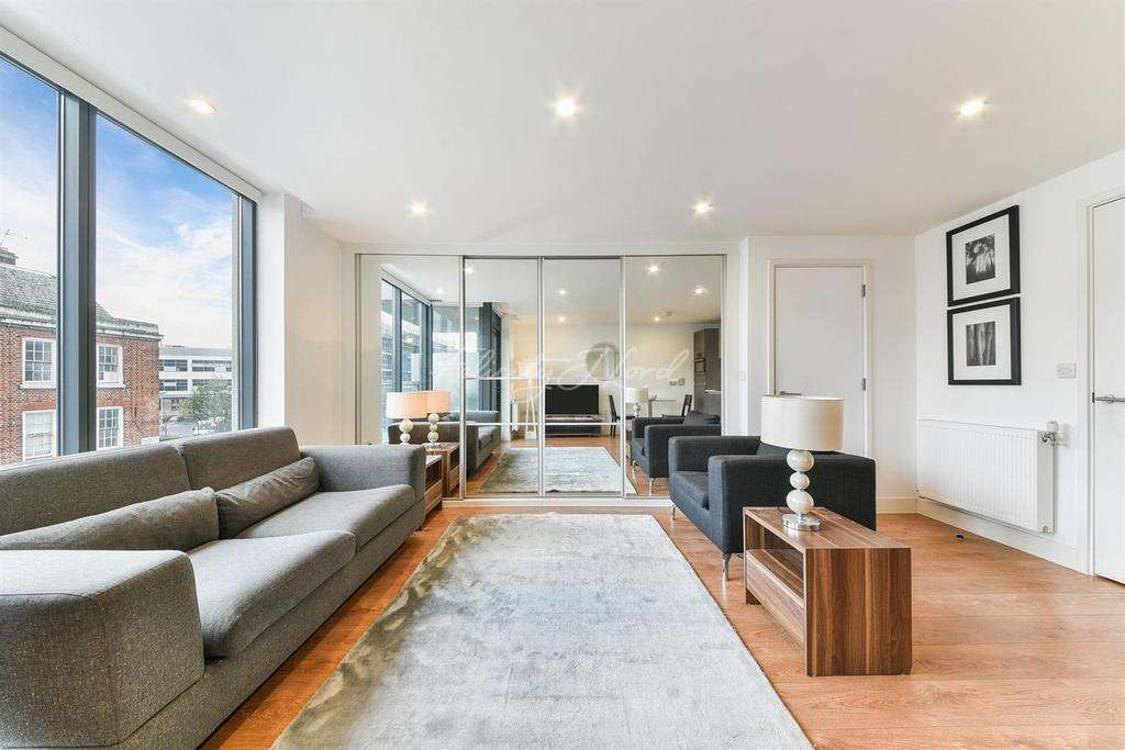 Studio Flat for sale in The Arc, Packington Street, N1