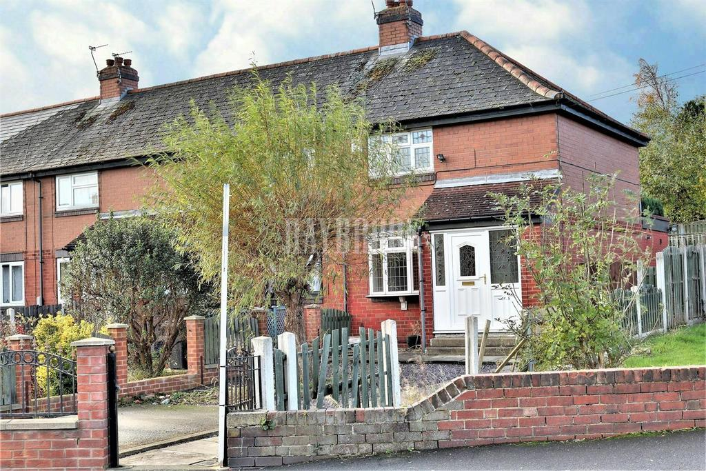 3 Bedrooms End Of Terrace House for sale in Miles Road, High Green