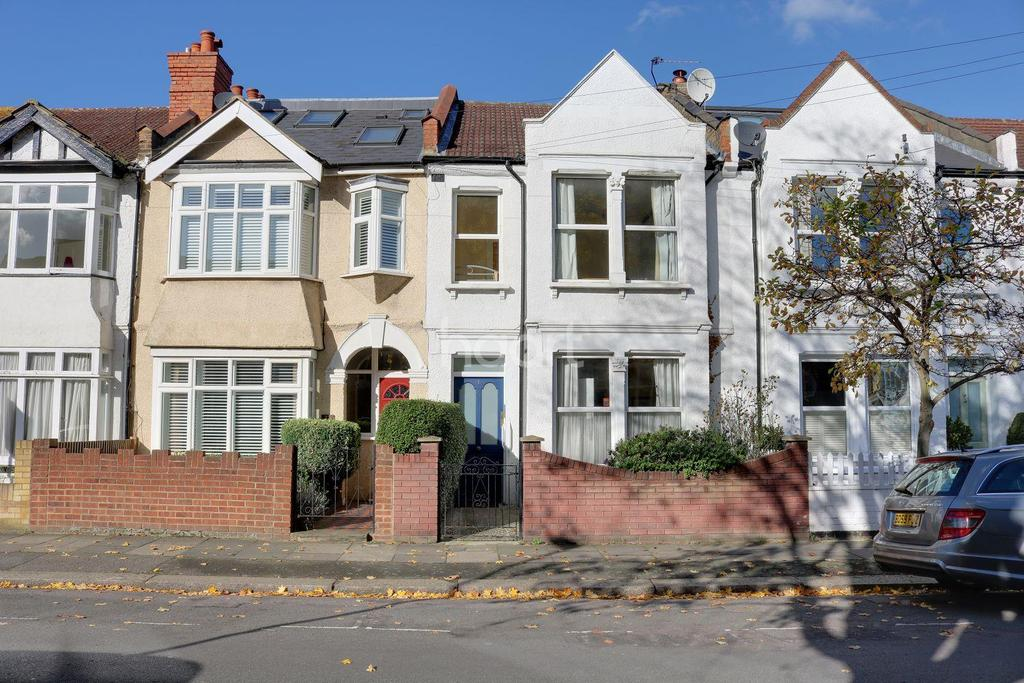3 Bedrooms Terraced House for sale in Kohat Road, Wimbledon, SW19