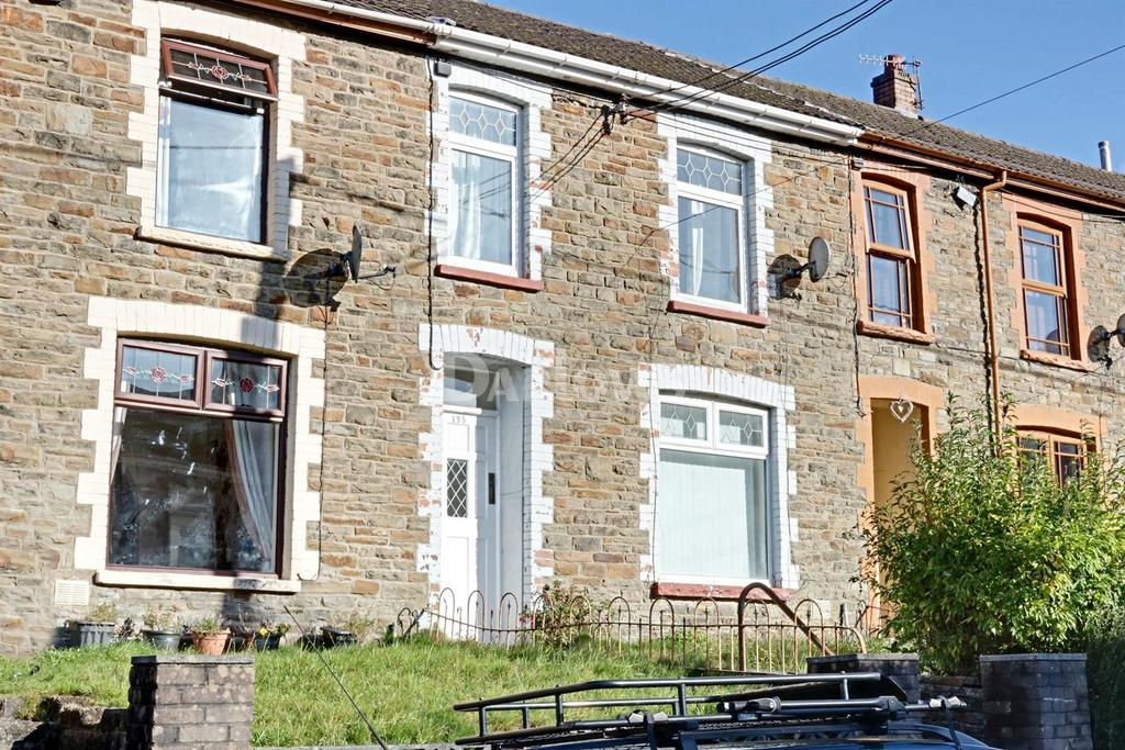 3 Bedrooms Terraced House for sale in Rhys St, Trealaw
