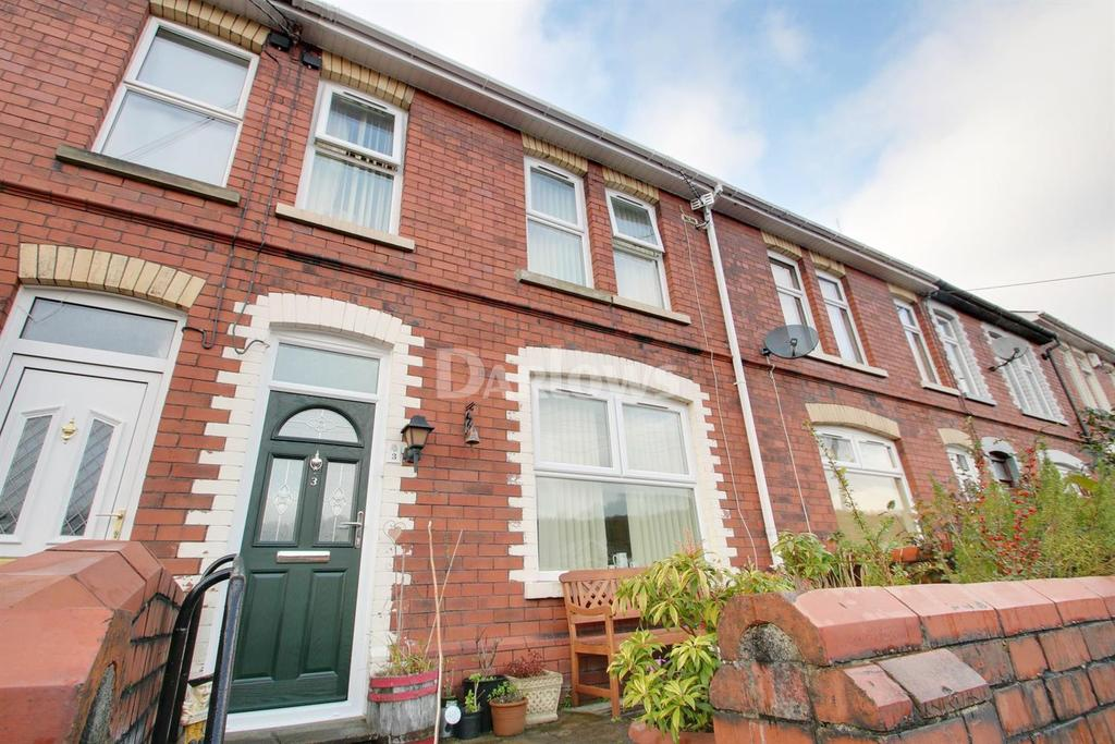 2 Bedrooms Terraced House for sale in Owendale Terrace, Abersychan