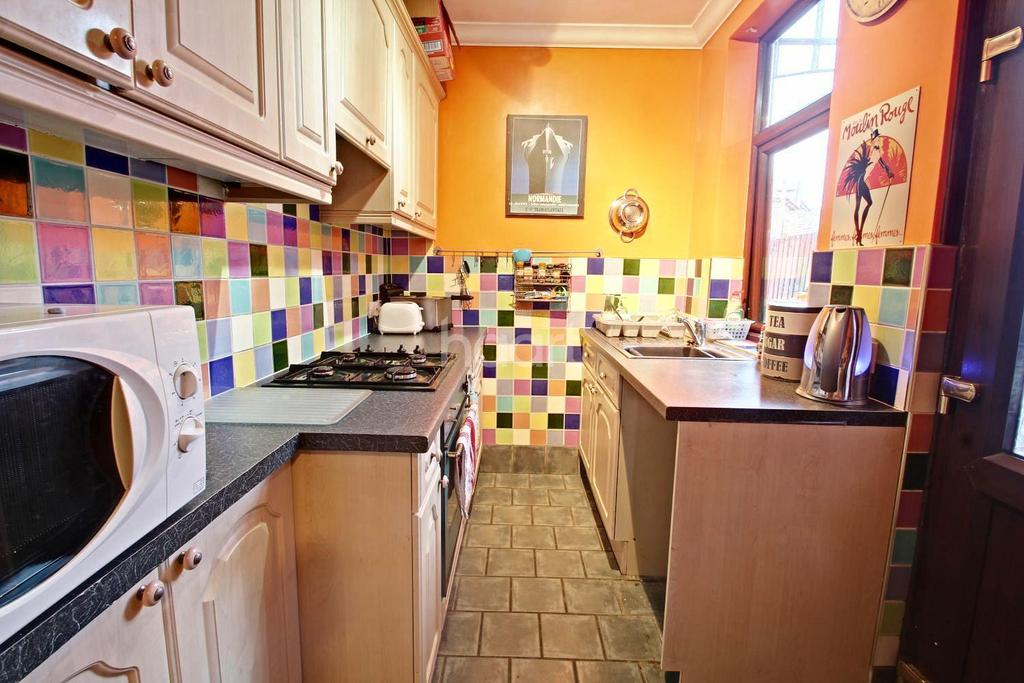 2 Bedrooms End Of Terrace House for sale in Brighton Road, Alvaston