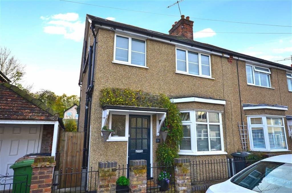 4 Bedrooms Semi Detached House for sale in Walton Road, Bushey, Hertfordshire