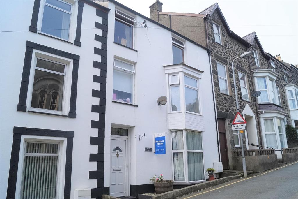 5 Bedrooms Terraced House for sale in Salem Terrace, Pwllheli