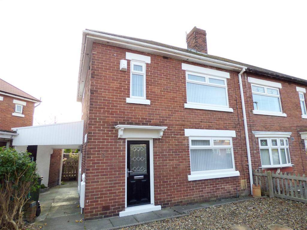 2 Bedrooms Semi Detached House for sale in Ravensworth Avenue, Houghton Le Spring