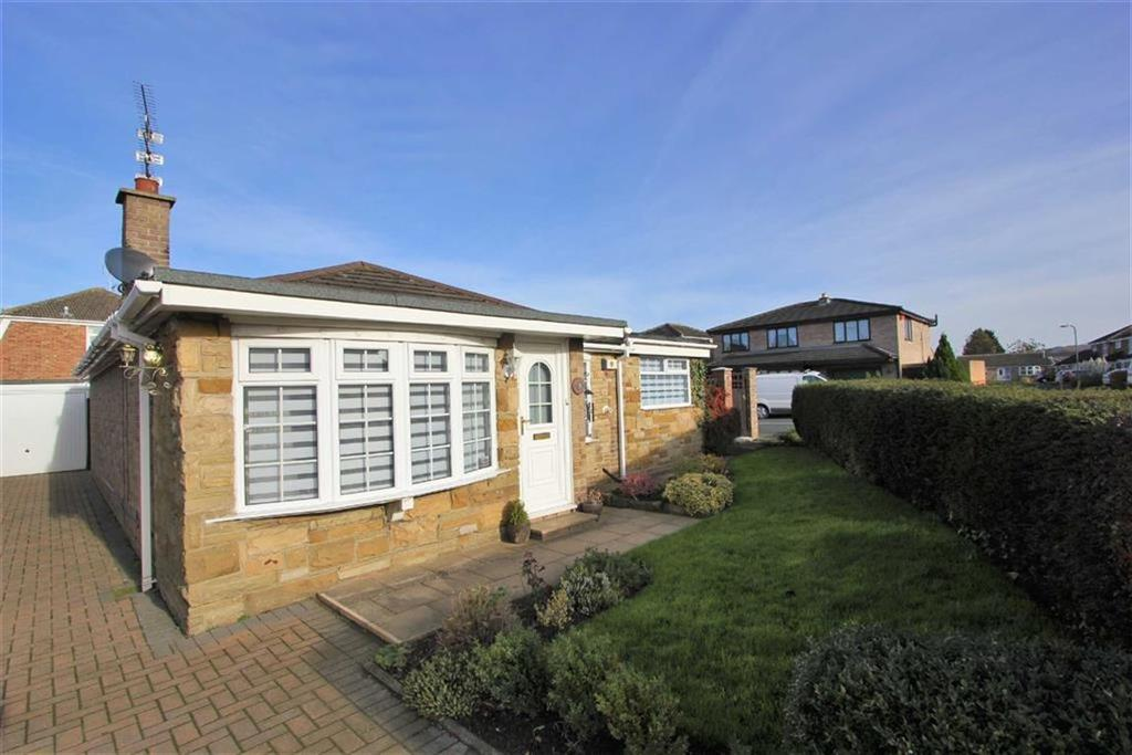 2 Bedrooms Detached Bungalow for sale in Crowood Avenue, Stokesley