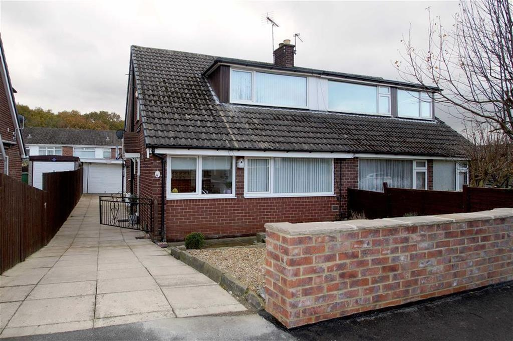 2 Bedrooms Semi Detached House for sale in Temple Rise, Leeds