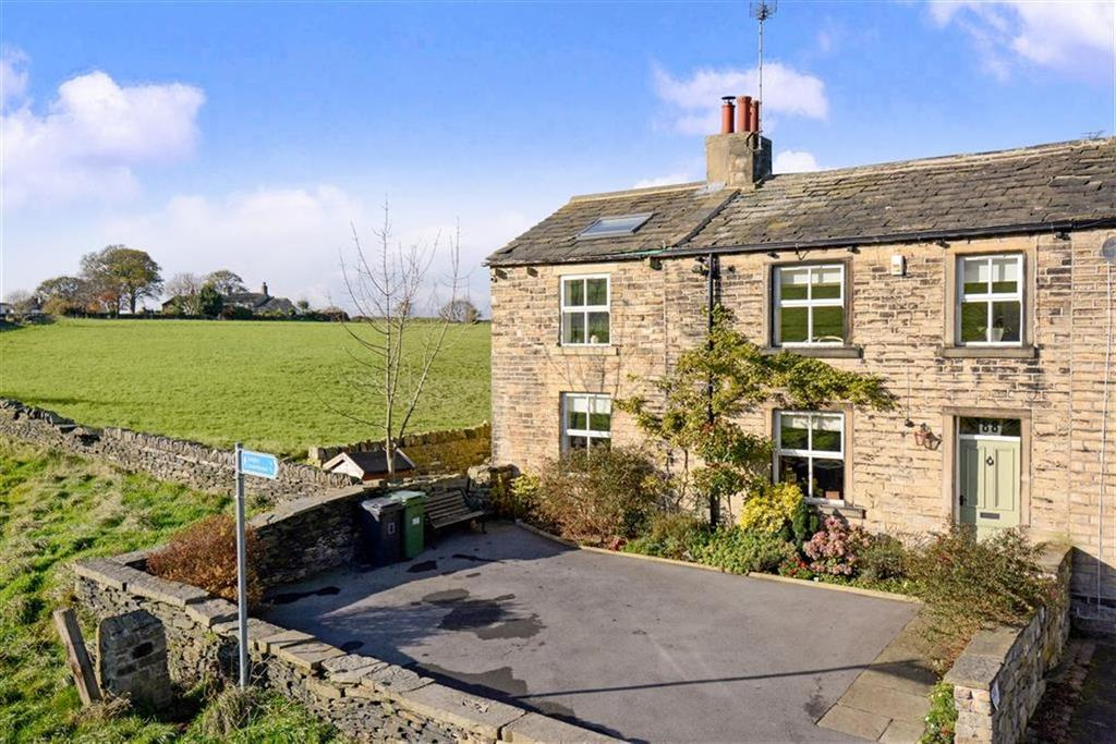 3 Bedrooms Barn Conversion Character Property for sale in New Laithe Hill, Huddersfield, HD4
