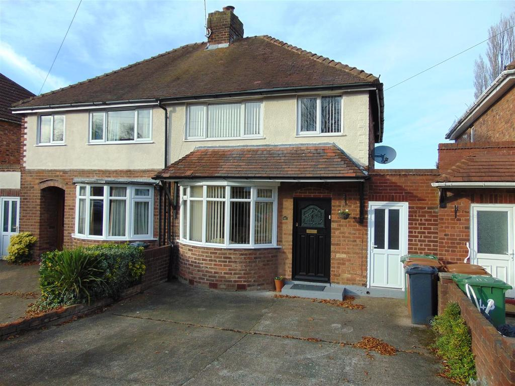 3 Bedrooms Semi Detached House for sale in Westbrook Avenue, Aldridge