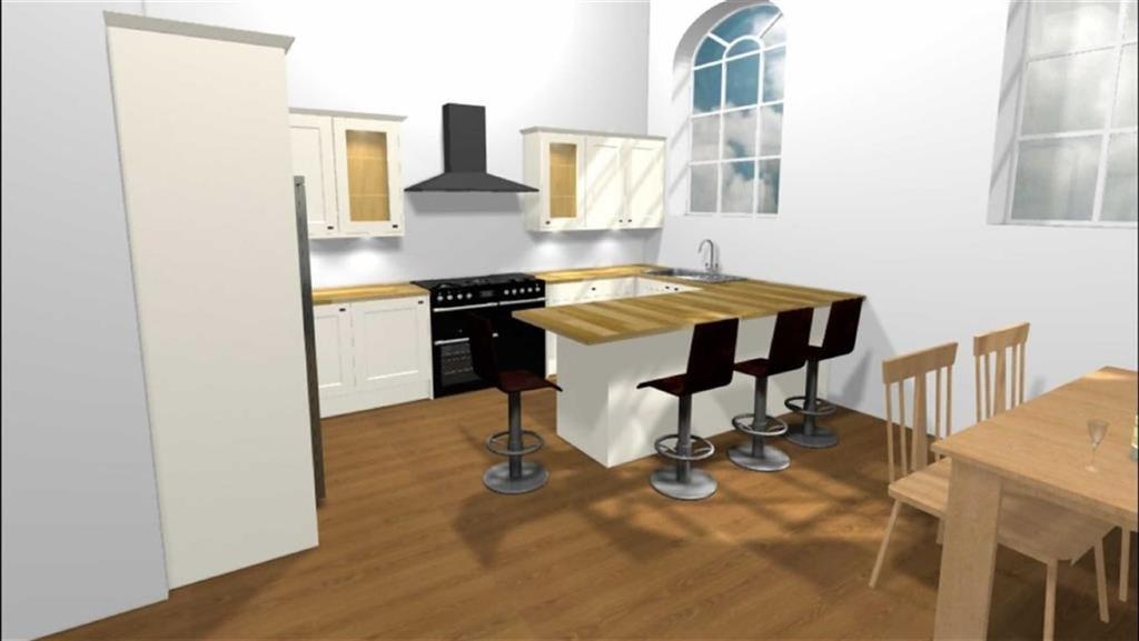 Kitchen/Diner Area
