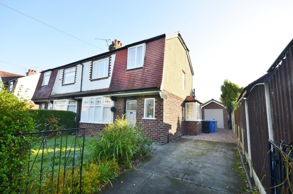 3 Bedrooms Semi Detached House for sale in Stanley Drive, Timperley, Altrincham