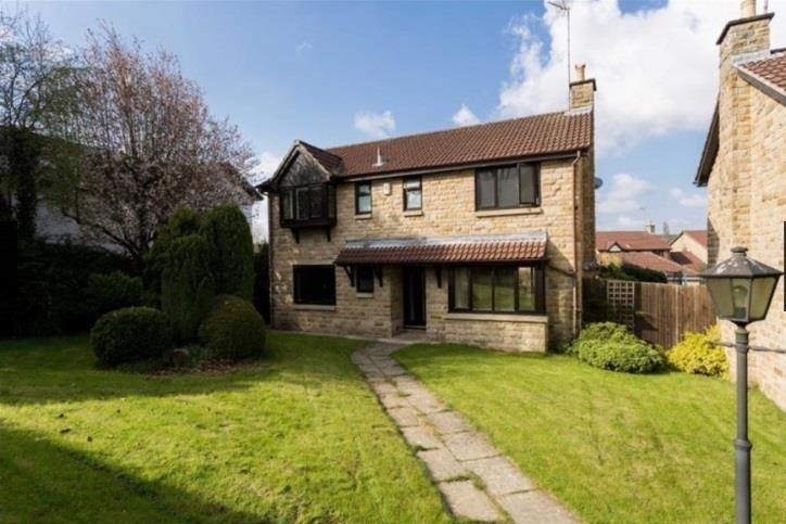 2 Bedrooms Detached House for sale in BISHOPDALE DRIVE, COLLINGHAM, LS22 5LP