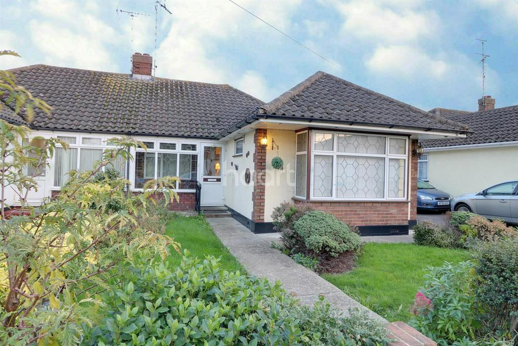 2 Bedrooms Bungalow for sale in Lambeth Road, Eastwood