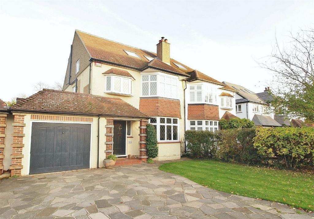4 Bedrooms Semi Detached House for sale in Wickham Way, Park Langley, Beckenham