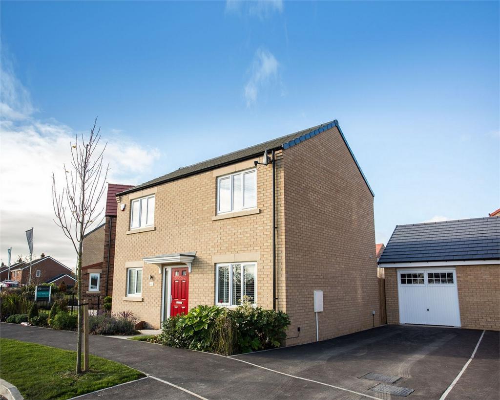 3 Bedrooms Detached House for sale in *Plot 143 CUTHBERT*, Eden Field, Newton Aycliffe, Durham