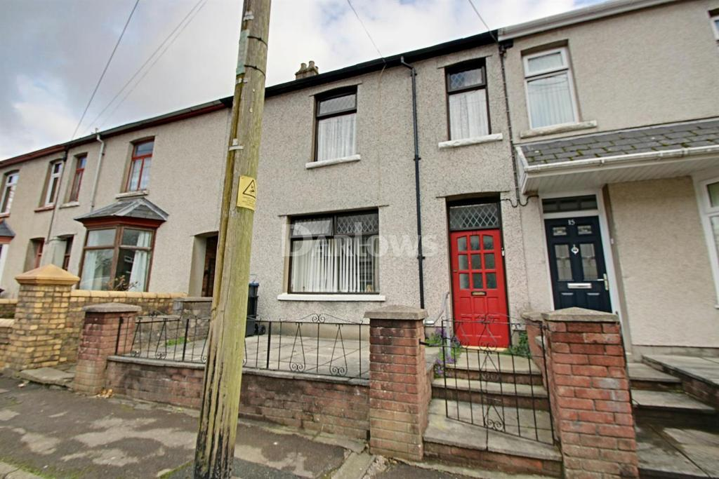 3 Bedrooms Terraced House for sale in Coronation Street, Blaina, Abertillery, Gwent