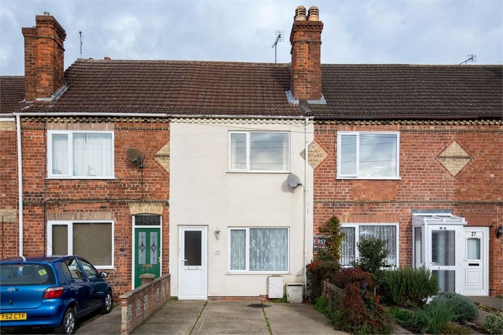 2 Bedrooms Terraced House for sale in Wyberton West Road, Boston, Lincolnshire