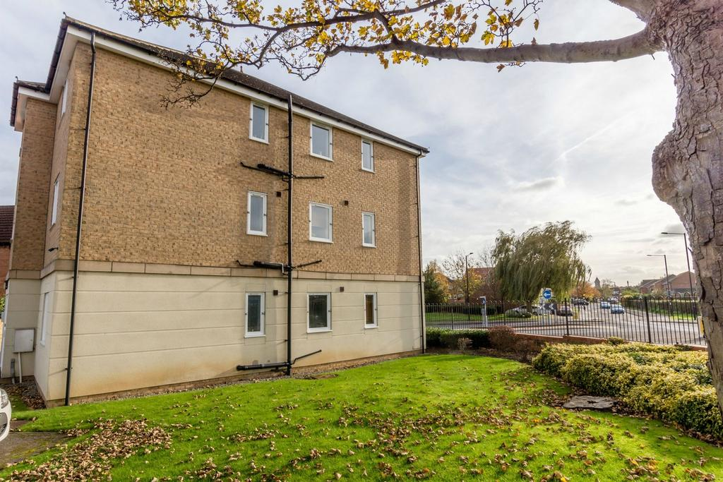 1 Bedroom Flat for sale in Rainsborough House, Rainsborough Way, York
