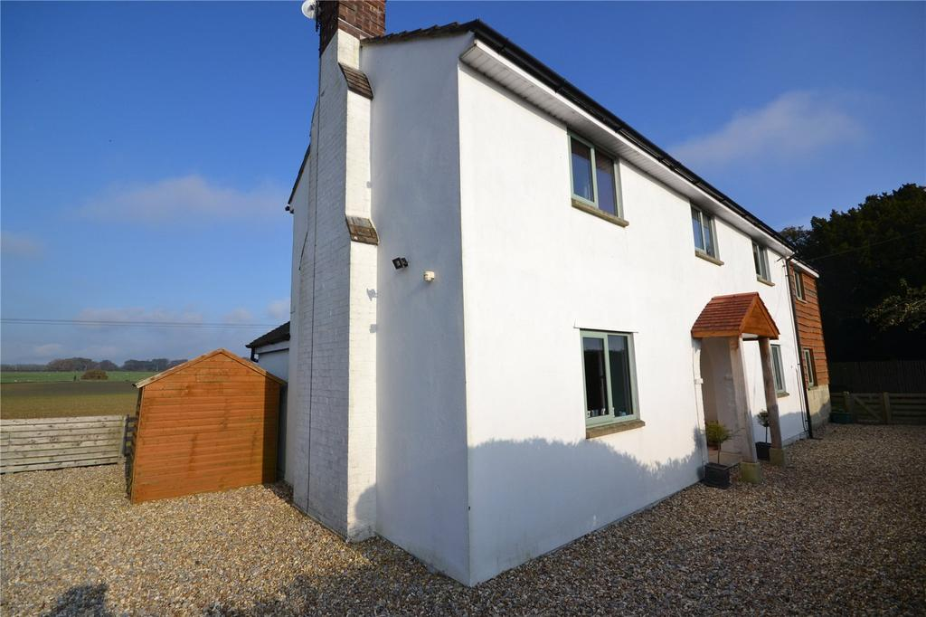 4 Bedrooms Detached House for sale in Newtown, Farnham, Blandford Forum, DT11