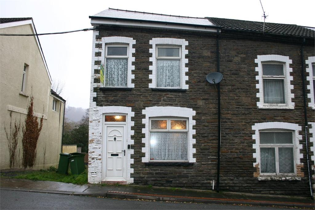 3 Bedrooms End Of Terrace House for sale in 85a Coedpenmaen Road, Trallwng, Pontypridd, CF37 4LR
