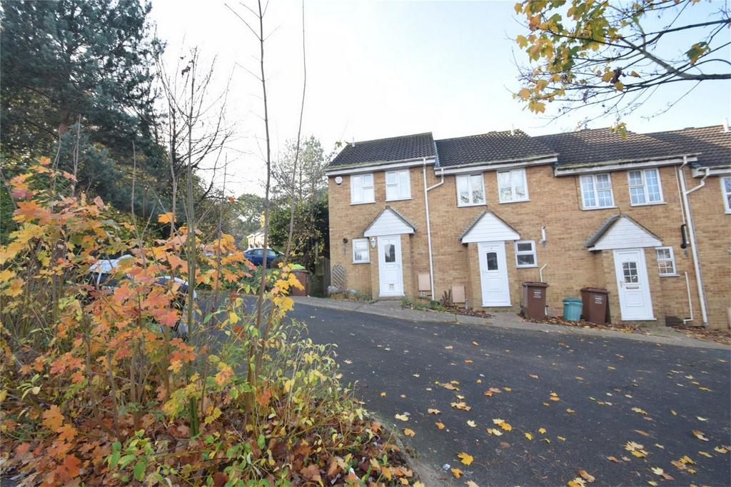 2 Bedrooms End Of Terrace House for sale in Silverbank, Walderslade, Kent