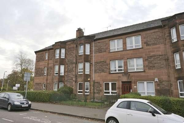 2 Bedrooms Flat for sale in 1/2, 1395 Paisley Road West, Bellahouston, Glasgow, G52 1ST
