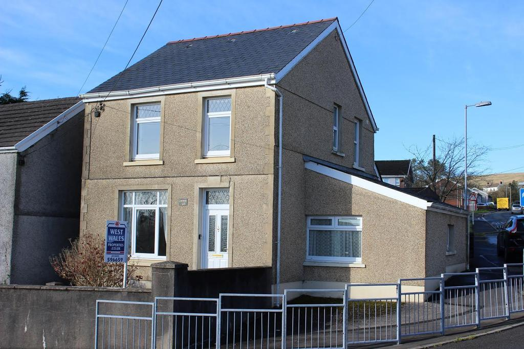 2 Bedrooms Detached House for sale in Upper Brynamman, Ammanford