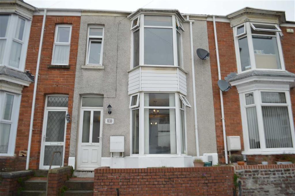 3 Bedrooms Terraced House for sale in Hazel Road, Swansea, SA2