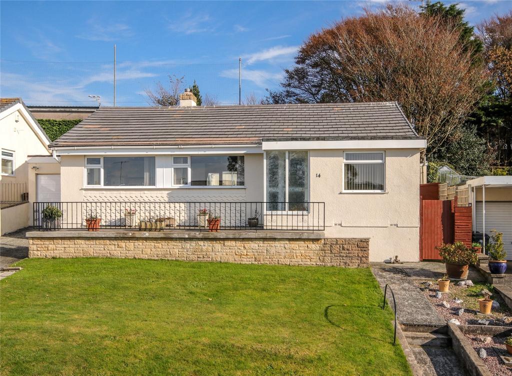 3 Bedrooms Detached Bungalow for sale in Barton Close, Kingsbridge, Devon, TQ7