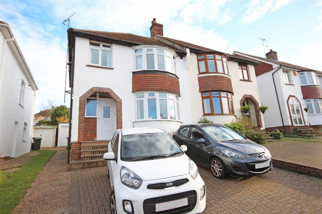 3 Bedrooms Semi Detached House for sale in Mayfield Crescent, Brighton