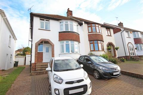 3 bedroom semi-detached house for sale - Mayfield Crescent, Brighton
