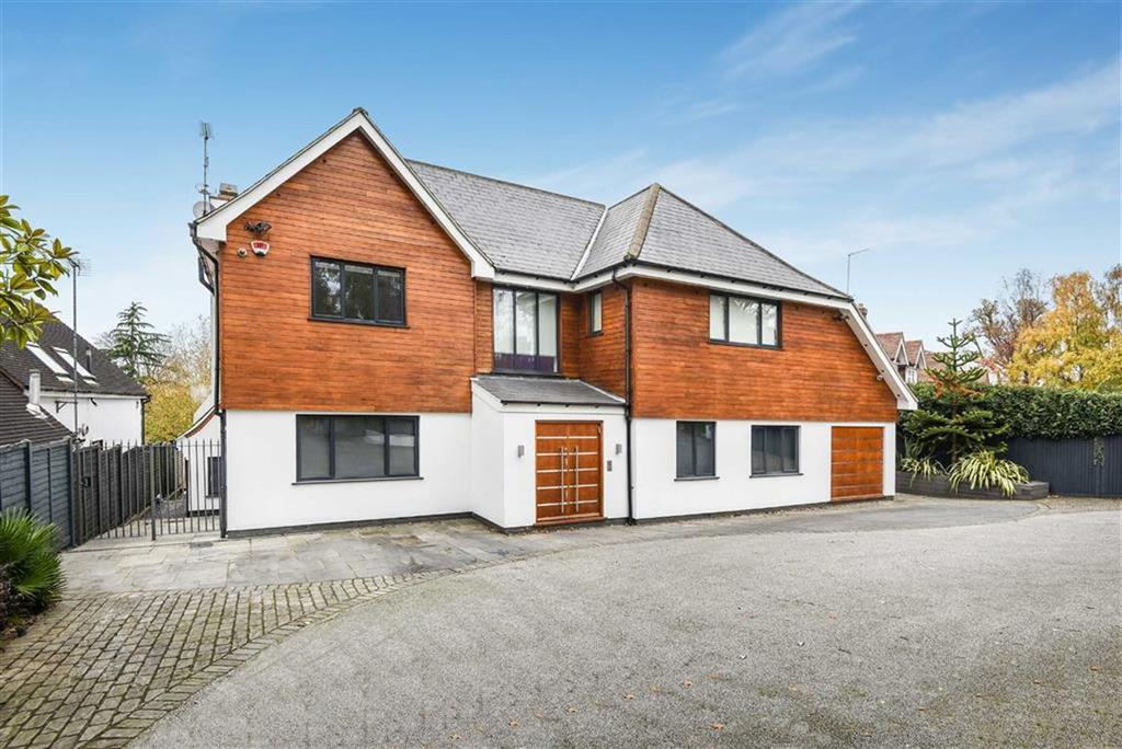6 Bedrooms Detached House for sale in Barnet Lane, Elstree, Hertfordshire