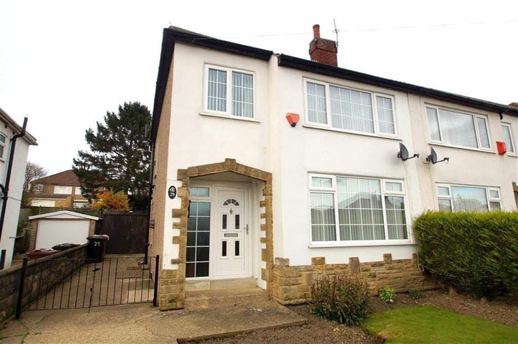 3 Bedrooms Semi Detached House for sale in Alan Crescent, Leeds