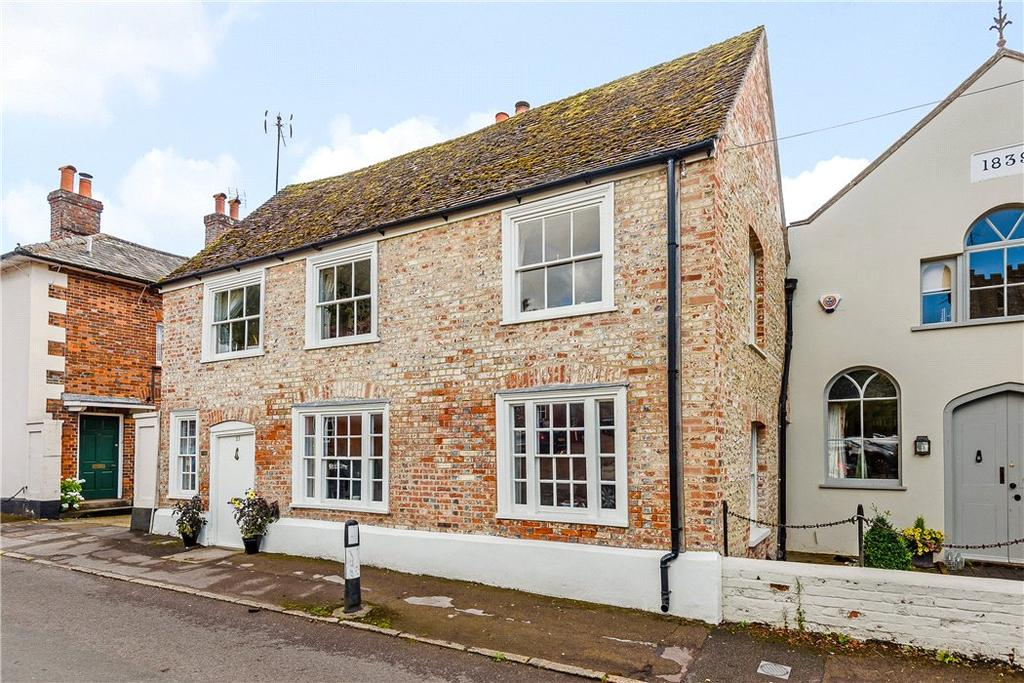 3 Bedrooms House for sale in High Street, Ramsbury, Marlborough, Wiltshire, SN8