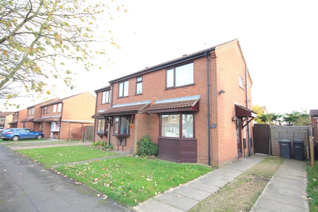 2 Bedrooms End Of Terrace House for sale in Meadow Way, Bracebridge Heath, LN4