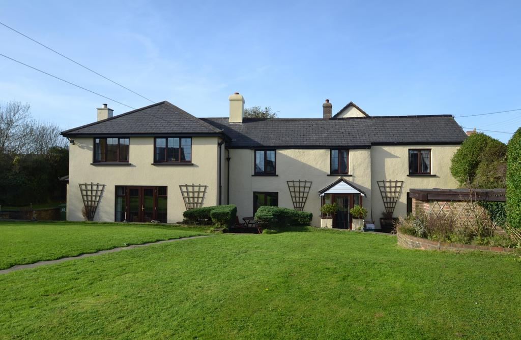 4 Bedrooms Unique Property for sale in Buckland Brewer, Bideford