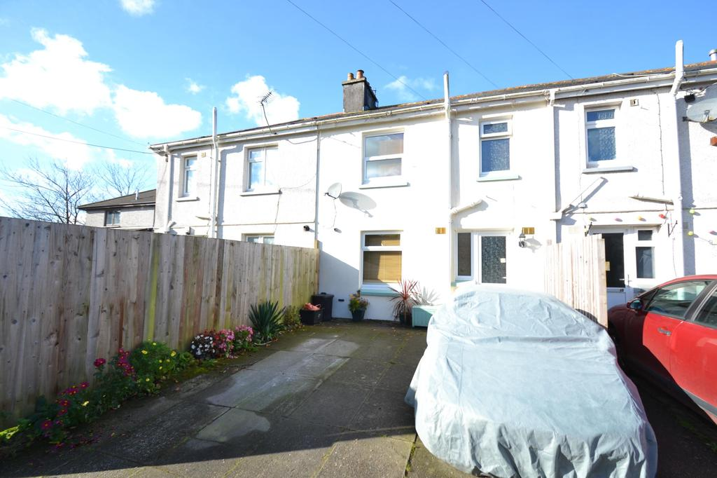 3 Bedrooms Terraced House for sale in Cott Road, Lostwithiel