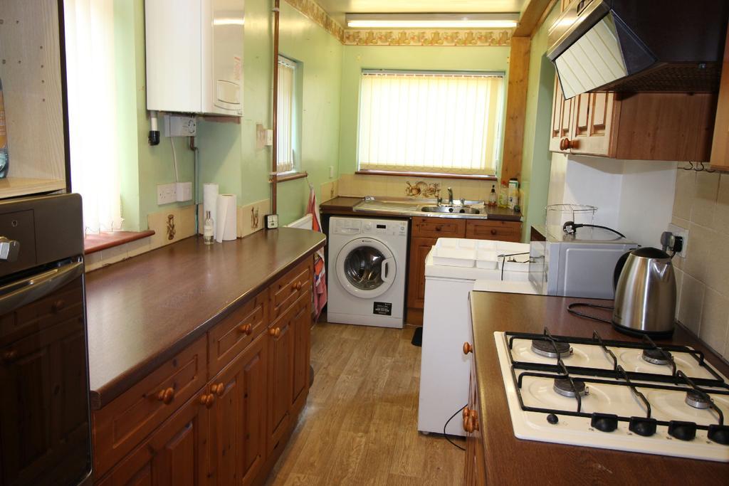 Good sized kitchen
