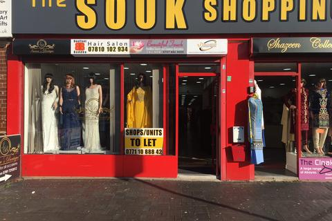 Retail property (high street) to rent - Stratford Road, Sparkhill, Birmingham B11