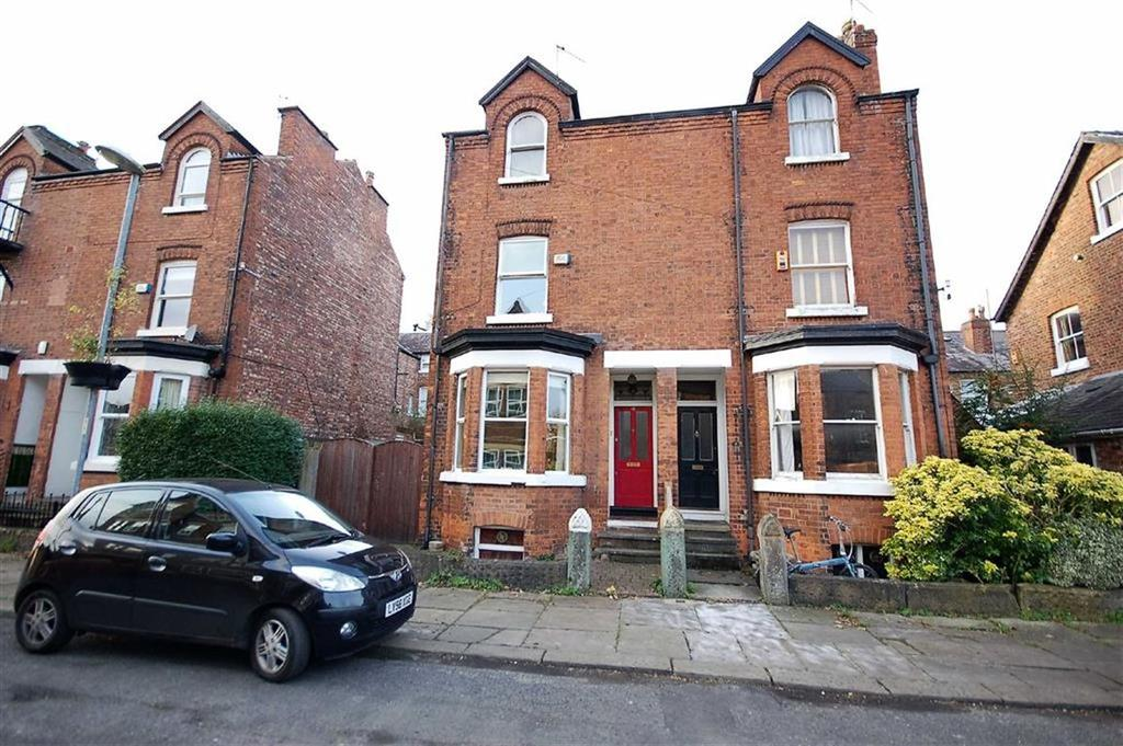 4 Bedrooms Semi Detached House for sale in Osborne Street, Didsbury, Manchester, M20