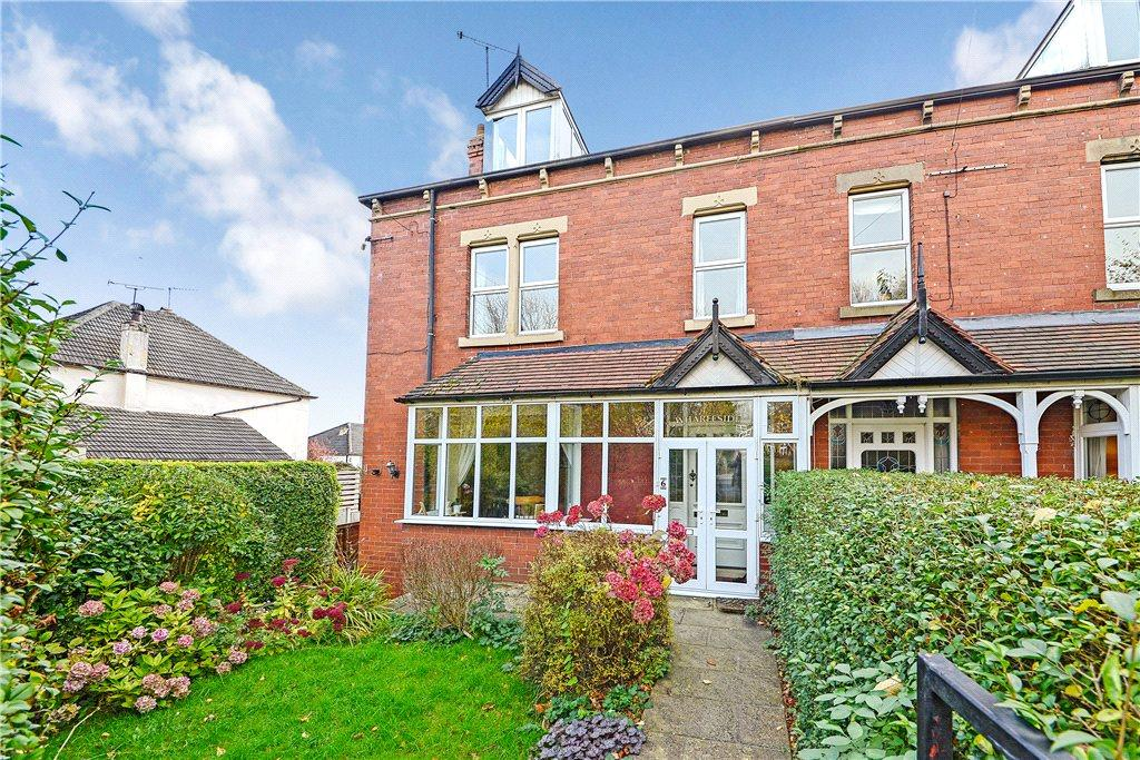 5 Bedrooms Semi Detached House for sale in Langwith Terrace, Harewood Road, Collingham