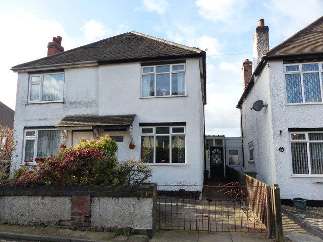 3 Bedrooms Semi Detached House for sale in Commonside,Brownhills,Walsall